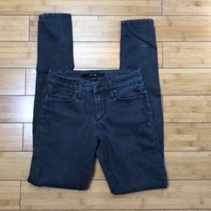 Final Price 👻Gray Joe's jeans mid rise leggings